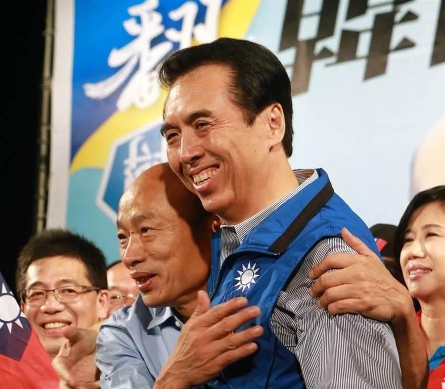 國民黨桃園市立委陳學聖。(圖/本報資料照,陳麒全攝)
