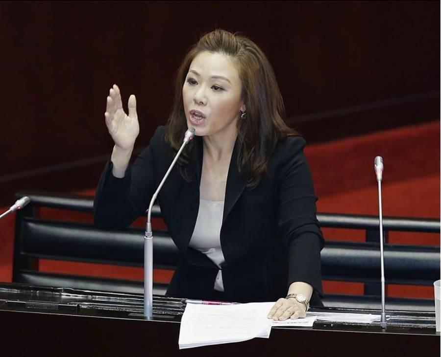 國民黨立委李彥秀。(圖/本報系資料照)