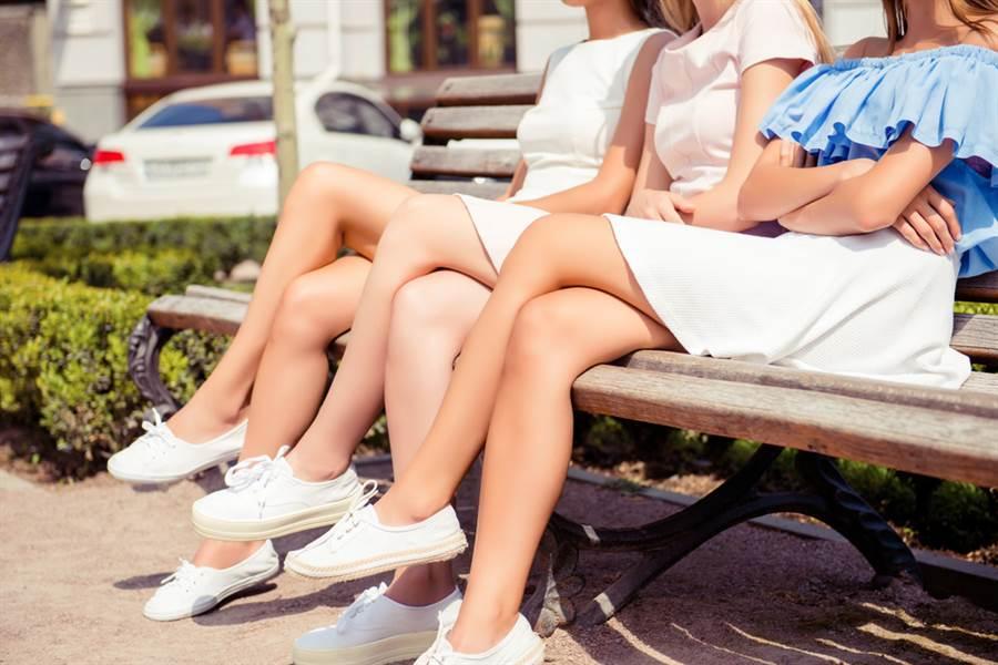 男等妻按耐不住 6年偷拍162女美腿(示意圖/ 取自達志影像)