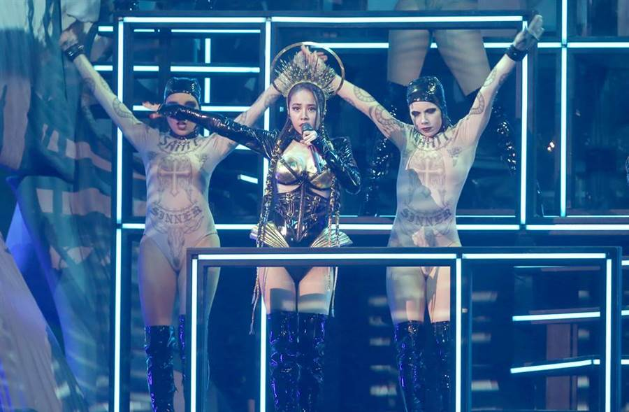 蔡依林的「Ugly Beauty世界巡迴演唱會」台北站日前圓滿落幕。(圖/本報系資料照片/粘耿豪攝)