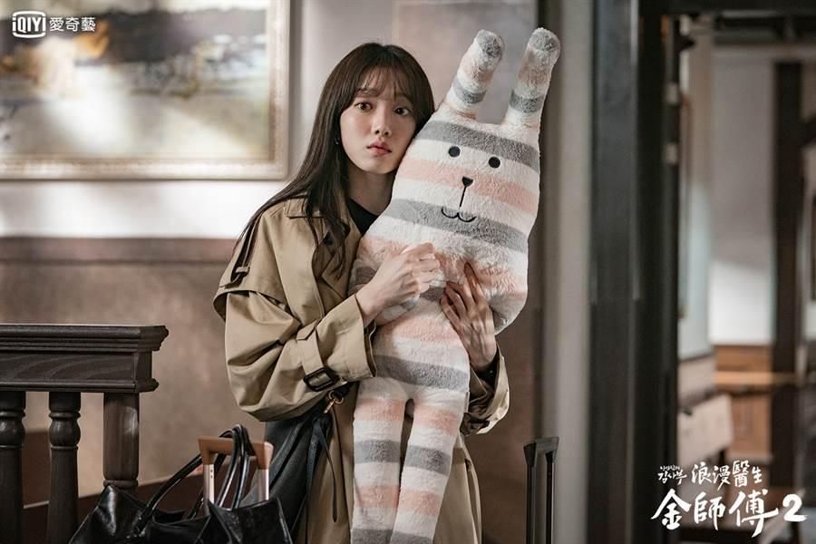 韓國女星李聖經加盟韓劇《浪漫醫生金師傅2》。(圖/愛奇藝台灣站提供)