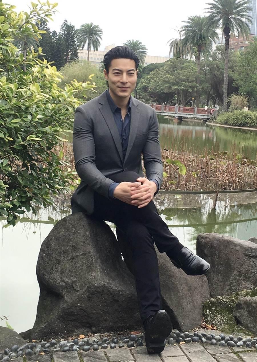 華裔演員唐嘉壕。(定閔媒體科技提供)