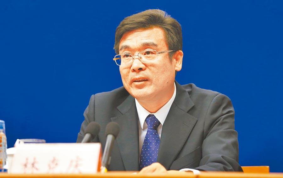 廣東省副省長林克慶。(中新社資料照片)