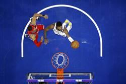 NBA》哈里斯尾盤爆發 七六人撕網止敗