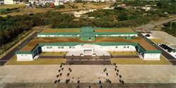 蔡英文主持出席空軍新竹建營舍啟用典禮:是沈一鳴爭取的
