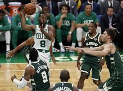 《時來運轉》運彩報報-東區頂尖對決 NBA綠衫軍內戰