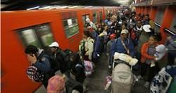 噁爆!墨西哥地鐵手扶梯頻故障 竟是遭「大量尿液」腐蝕零件