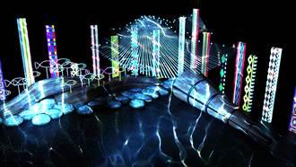 花蓮》2020花蓮太平洋燈會1/18登場 花鼠來寶迎新春