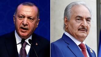 土耳其將派兵利比亞 獨佔天然氣
