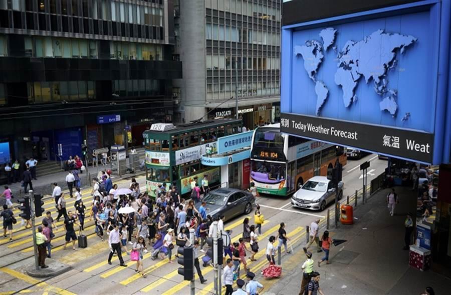 美金融巨鱷:香港銀行業危機將爆發(中新社資料照)