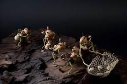 木雕小鼠慶豐收!福滿人間-2020新春百藝特展品生活