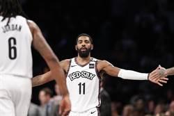 NBA》厄文喊要幫手 帕金斯罵不配當領袖