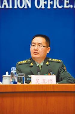 陸鷹派少將 任福建省軍區司令員