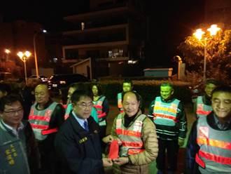 大選後春安工作,台南要打造最安全城市