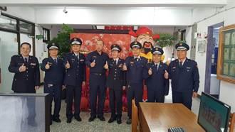 春節安全維護工作起跑 員警、民防、義警齊力維護治安
