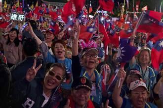 美學者分析:韓未大敗 韓粉或改變國民黨體質