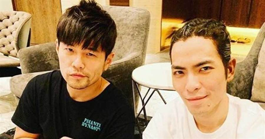 蕭敬騰和周杰倫是演藝圈感情很好的好朋友。(圖/翻攝IG)