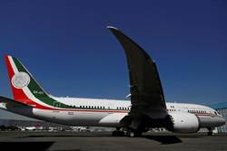 總統專機賣不掉 墨西哥打算當作樂透彩頭獎