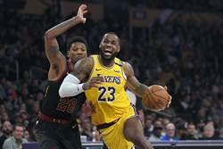 NBA》詹皇球衣最暢銷 柯瑞退居第3