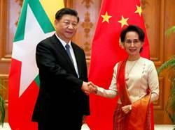 中緬簽33項合作文件 斥資13億美元打造經濟特區