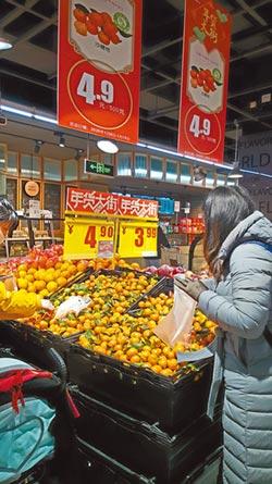 春節豬價上漲 陸1月CPI恐破5