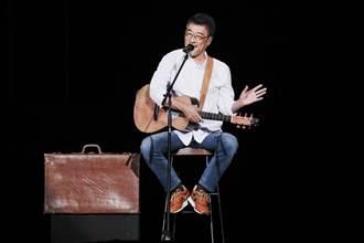 李宗盛「有歌之年」高雄開唱 突爆粗口「X的」