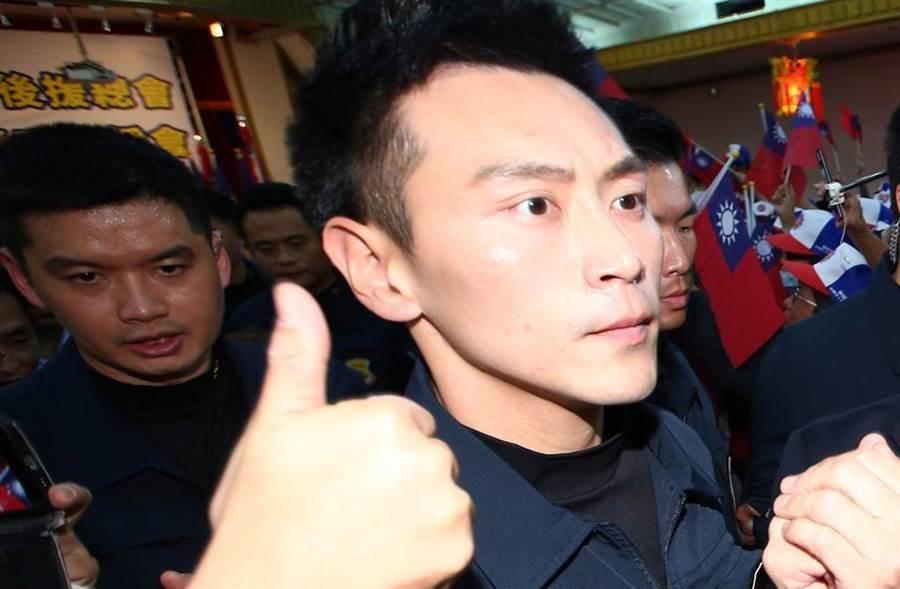 林政宏18日凌晨將和300多名官警一起回歸保六。(本報資料照片)