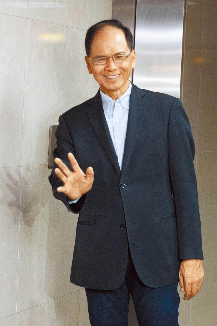 立法院長由游錫堃擔任。(本報資料照片)