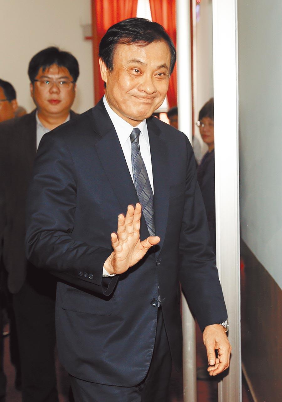 總統府祕書長由蘇嘉全接任。(本報資料照片)