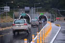 蘇花改回堵3公里 公路總局:預估晚上才紓解