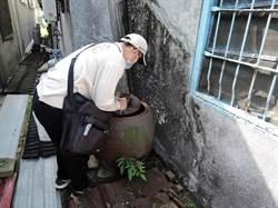 台南市登革熱境外移入病例再添1例