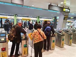 新北環狀線免費試乘首日 人潮踴躍單日運量逾5萬5000人