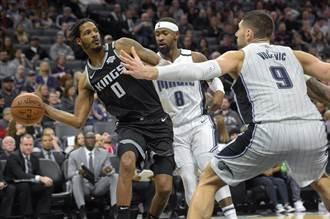 NBA》2換3!拓荒者跟國王換來阿里查