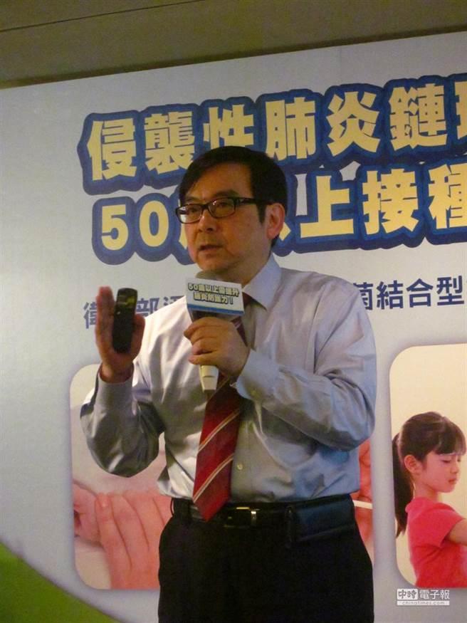 台灣感染症醫學會理事長黃立民表示,大陸武漢市新增的17名新型冠狀病毒個案,顯示出疫情傳染力恐超越SARS。(資料照)