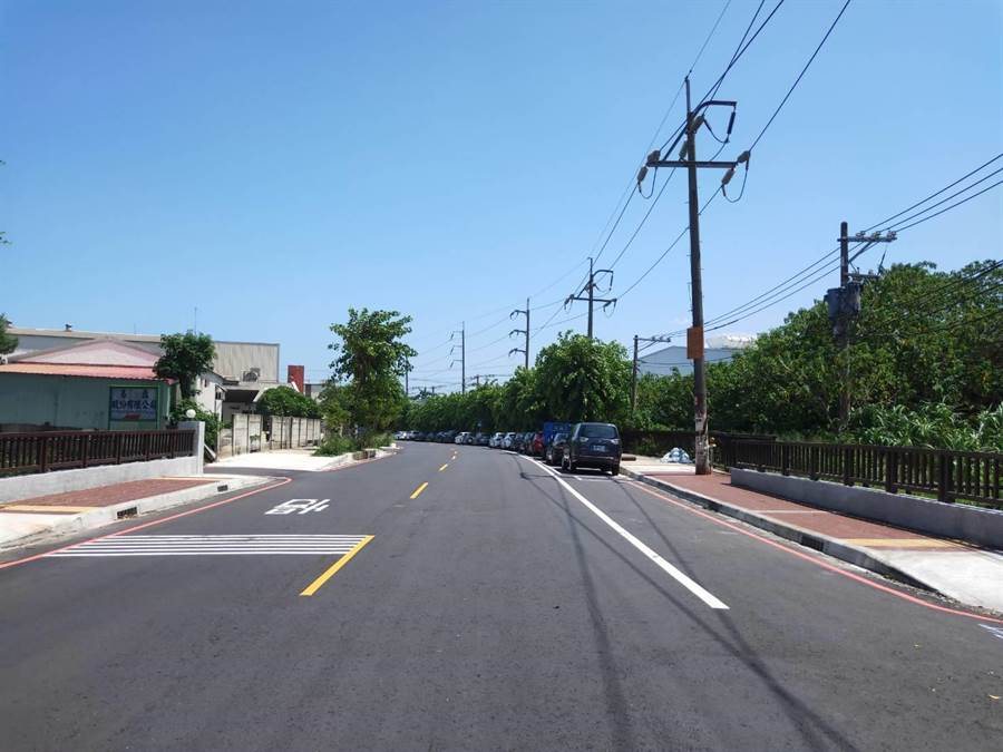內政部營建署評鑑市區道路及人行環境無障礙,桃園連續三年獲評為優等。(蔡依珍攝)