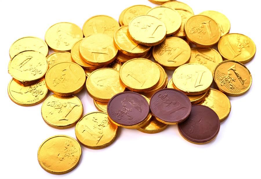 金幣巧克力難吃卻超賣?網曝關鍵(示意圖/達志影像)