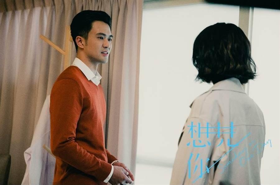 《想見你》兇手現形,原來長期擔任黃雨萱心理醫生的謝芝齊就是當時李子維班上的班長謝宗儒的弟弟。(圖/翻攝自想見你粉專)