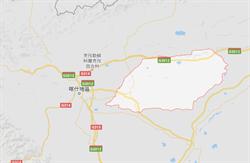 新疆伽師規模6.4強震 震源深度僅16公里 房屋倒塌 1人傷