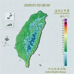 吳德榮:明天至初一穩定好天氣
