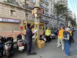 警加強檢視交通設施 民眾安心過好年