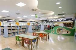 中市的圖書館好好玩 融合玩具、桌遊打造閱讀新可能