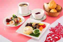 長榮航空推出機上年菜 陪旅客過春節