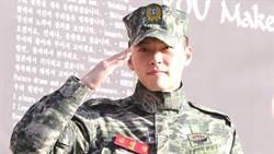 《愛的迫降》北韓最帥大尉玄彬 8年前當兵真男人照曝光