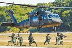 軍方不再續購黑鷹直升機