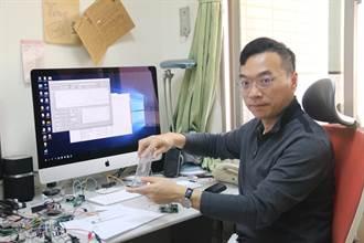 弘光教授研發智慧型動態應變計 即時監控橋梁安全