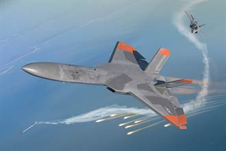 美國新創公司開發無人匿蹤戰機