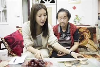 楊謹華探望獨居老人驚見危險一幕!及時抱住她:奶奶,我救妳!