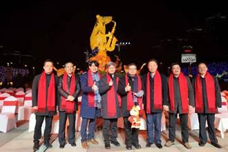 《產業》台灣江蘇交流燈會,觀光局宣傳台灣燈會