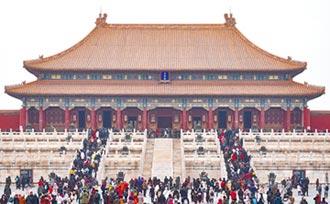 北京故宮人車擁擠 5年遷停車場
