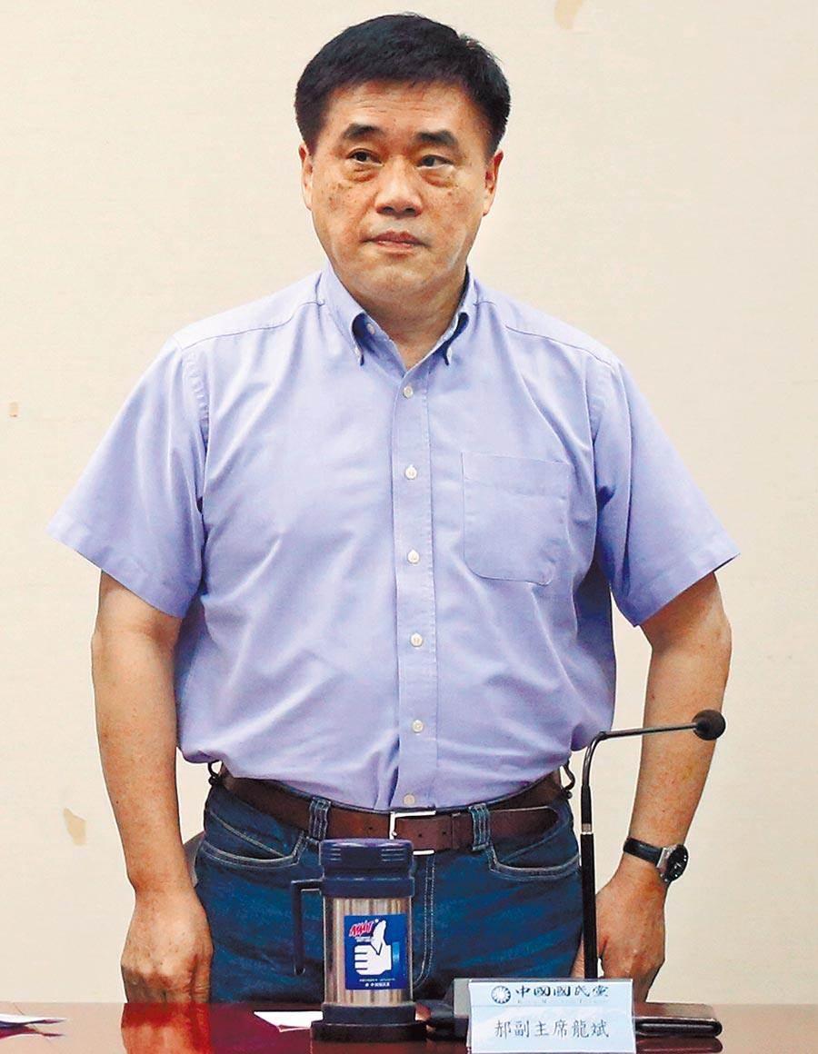 前台北市長郝龍斌。(圖/ 資料照片)